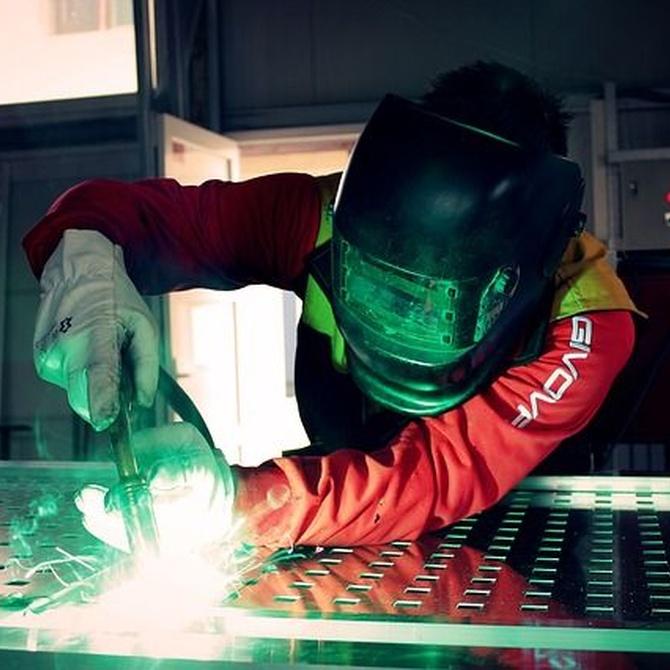 La soldadura y su influencia en la industria metalúrgica