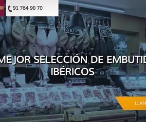Comprar jamón en Madrid centro | Mercado Jamón Ibérico