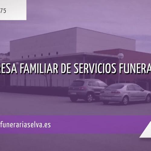 Funeraria tanatorio Calafell