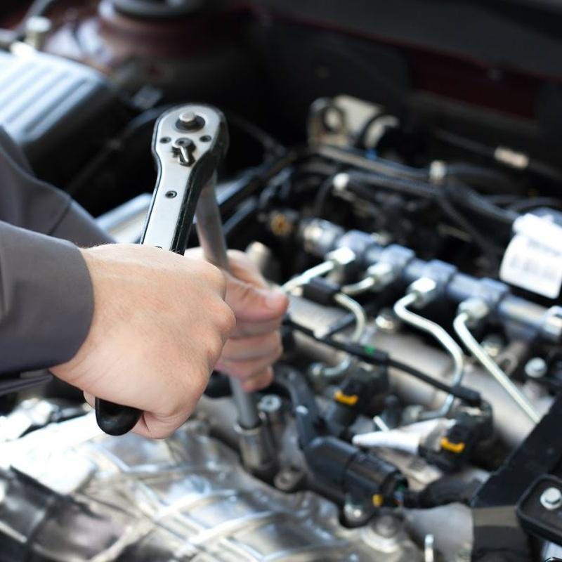 Mecánica rápida: Servicios de Bizkor Autoak