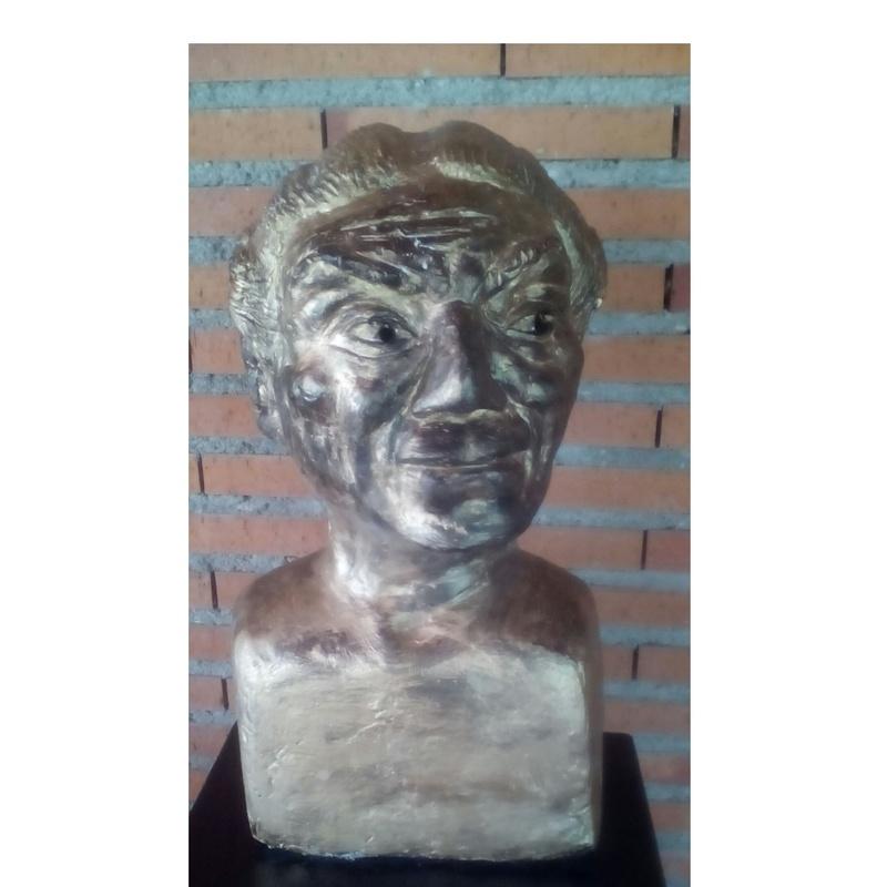Cara con carácter: Esculturas de Antonia Dávalos