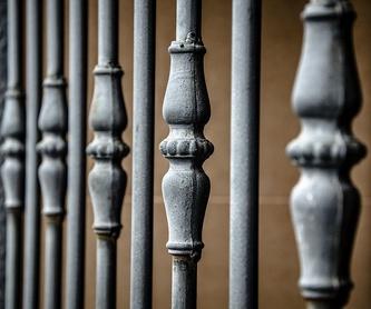 Puertas de aluminio: Productos y servicios de Automatismos Puerto
