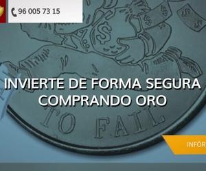 Lingotes de oro en Valencia: LibertyOro