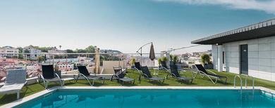 NH Hoteles adjudica a KAPLAN la reforma de baños y office terraza del NH Liberdade en Lisboa