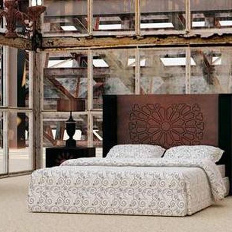 Dormitorio de matrimonio Klassic