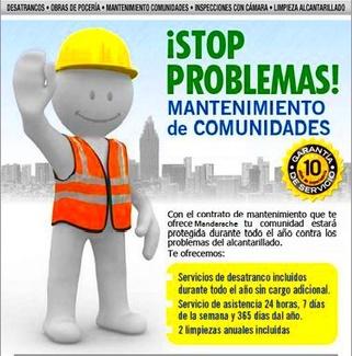 Servicio Mantenimiento de Comunidades en Cartagena y Murcia