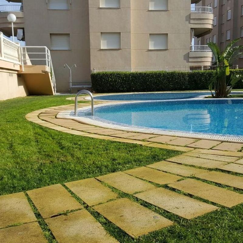 Limpieza de piscinas  : Trabajos de Grun Garden