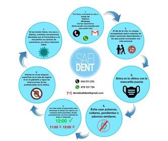 Ortodoncia: Servicios de Clínica Dental Safident