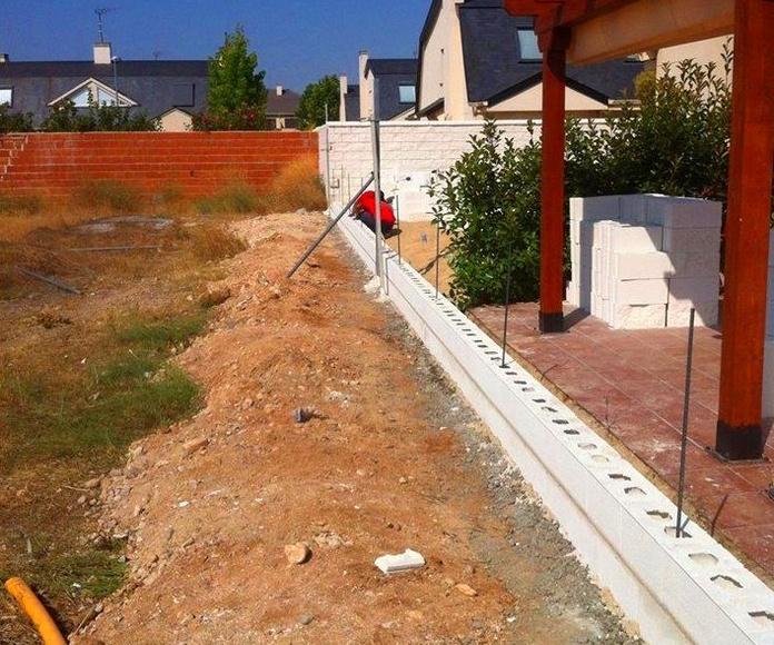 Juzge nuestras obras.: Trabajos realizados de REFORMAS, INSTALACIONES Y CONSTRUCCION ARAGON SLU
