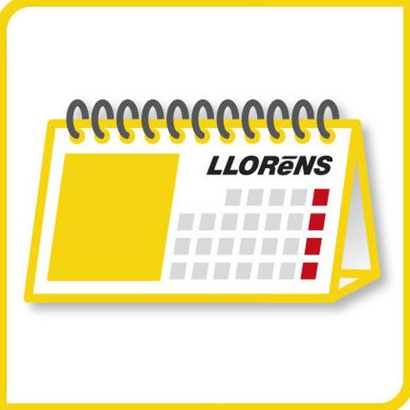 Calendarios Sobremesa gusanillo: Productos y Servicios de Imprenta Llorens