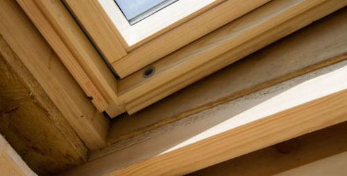 Fabricación de ventanas de madera
