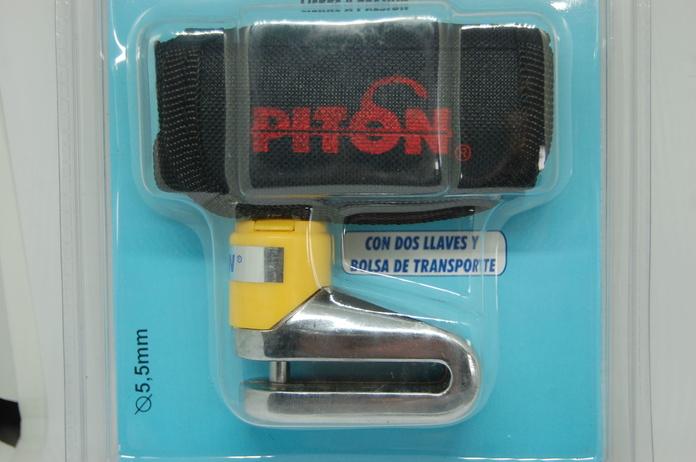 Piton anti-robo peq.: Catálogo de QUINIMOTOS