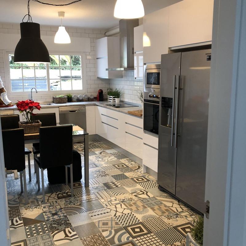Cocinas: Servicios de Obras y Reformas Zahino