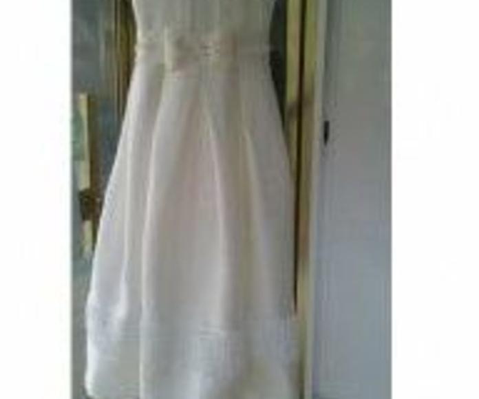 Tintoreria vestidos de comunión Sevilla