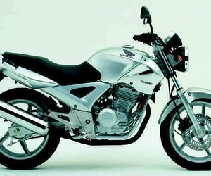 4. Honda CBF 250cc or similar