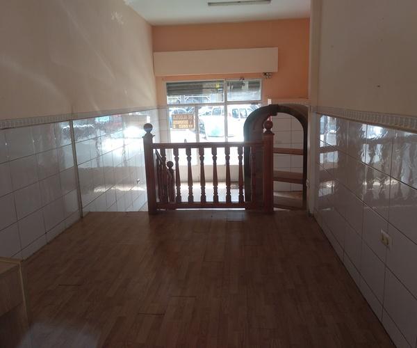 Alquiler local comercial Calle Gante