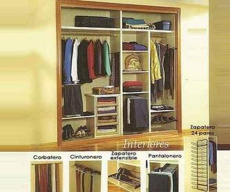 Puertas de interior: Productos y servicios de Puertas Pepín