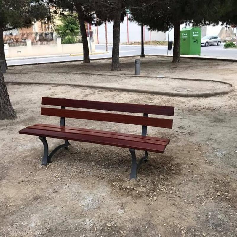 Mobiliario urbano: Productos de Flama Levante