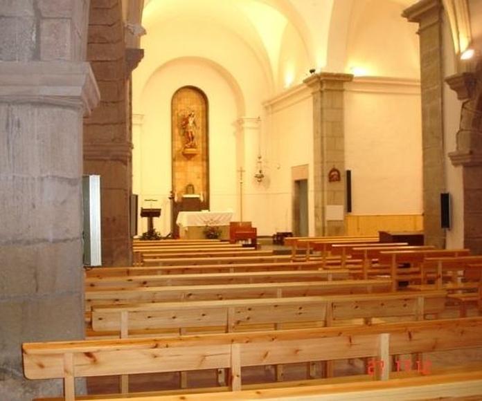 Iglesia de Peramola (Lleida)