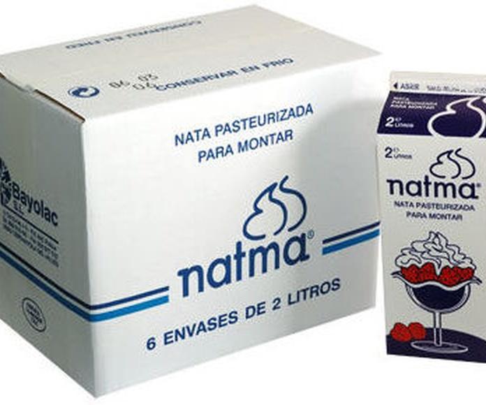 Nata líquida: Catálogo de Bayolac, S.L.