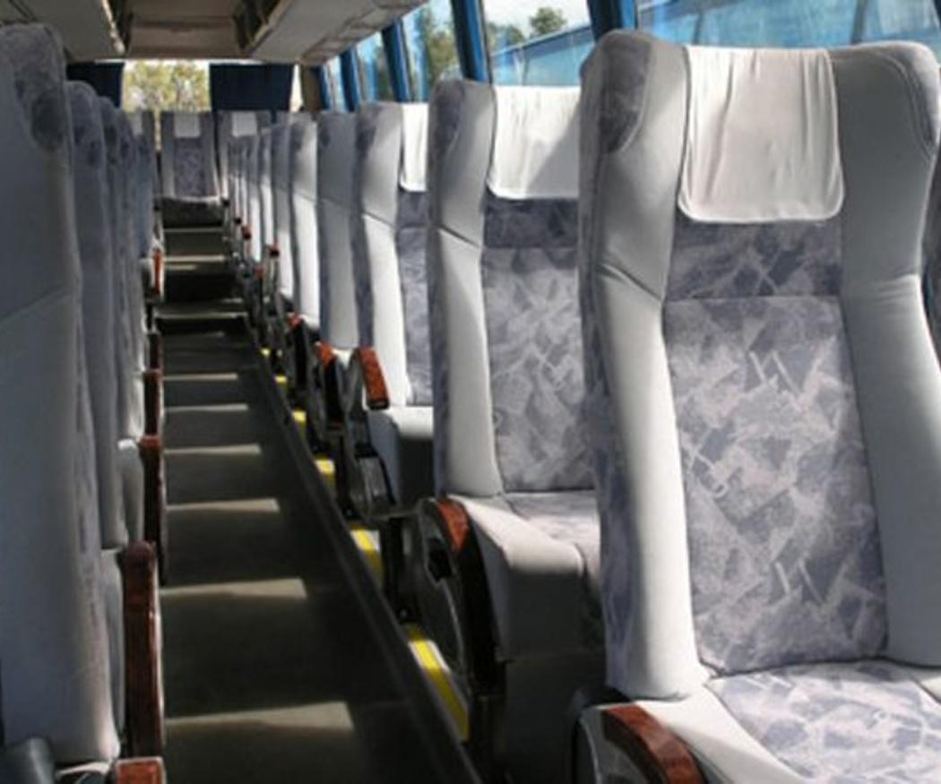 Ventajas de los autobuses para bodas