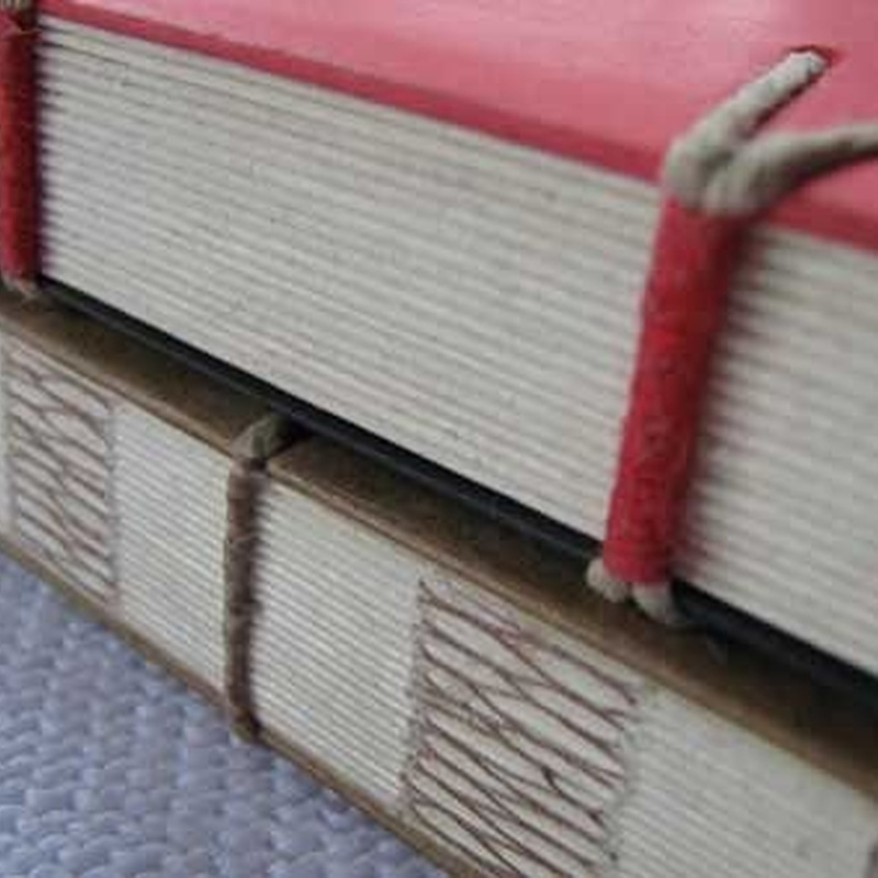 RÚSTICA FRESADA: Catálogo de Encuadernación de Diego Chicharro