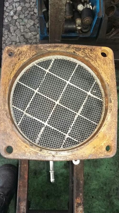 Limpieza filtros de partículas y catalizadores en Madrid