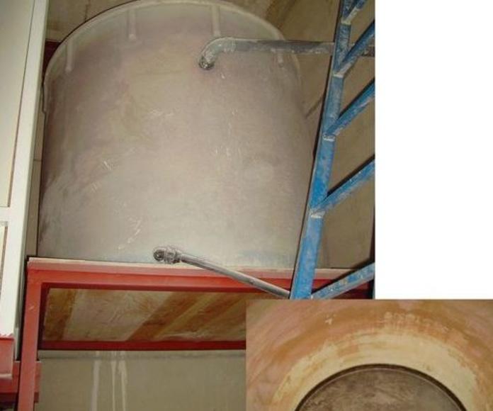 Succión y limpieza : Catálogo de Hnos. Magán Limpiezas Industriales