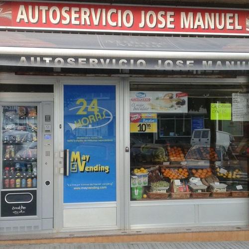 Vending 24h en Autoservicio