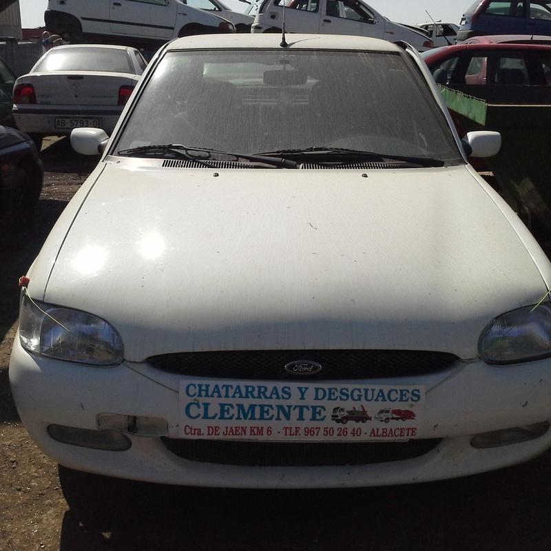 Ford Escort desguaces albacete desguaces clemente