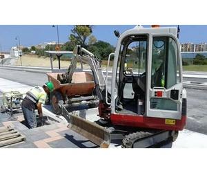 Trabajos de obras públicas en Mijas