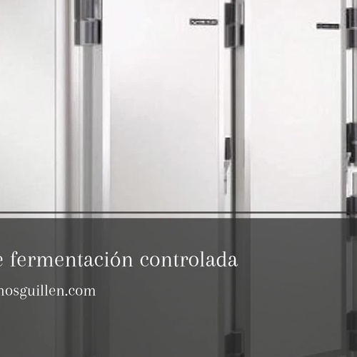Cámaras de fermentación controlada en Valencia | Automatismos Guillén
