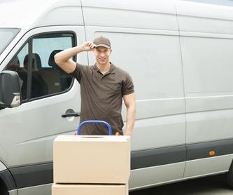 Montaje y desmontaje de muebles: Servicios de Mudanzas y Transportes Romi