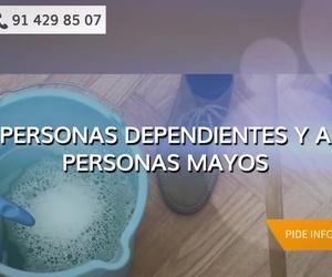 Ayuda a domicilio en Madrid centro | Ayuda a domicilio El Bastón