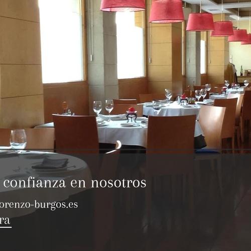 Restaurante asador en Burgos