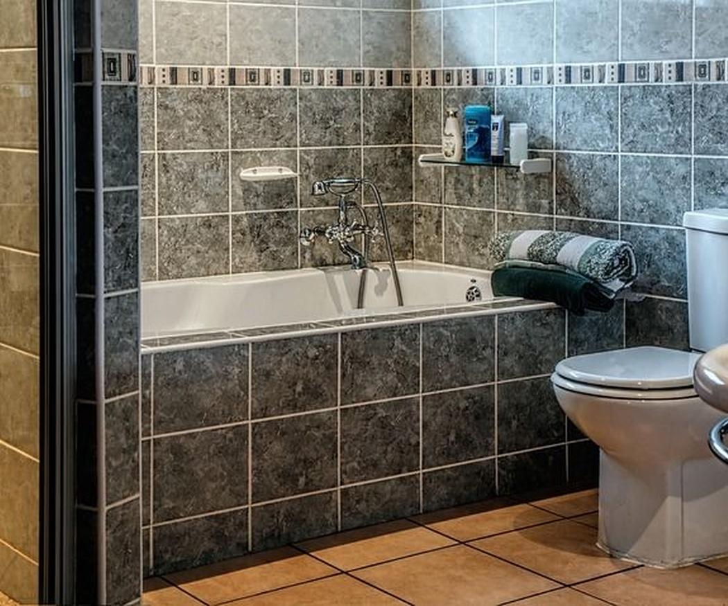 El color en el cuarto de baño