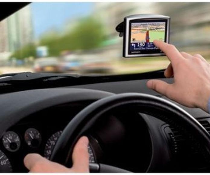 Programa tu GPS para llegar