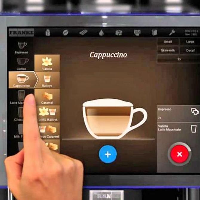 La máquina de café como punto de reunión de tu equipo