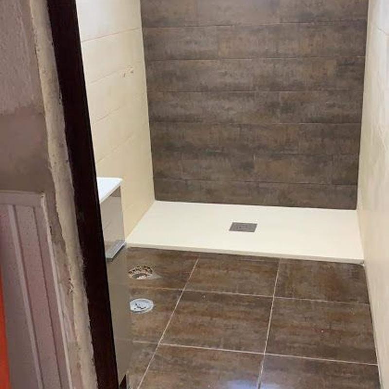 reforma de baño : Servicios de DekoraStylo