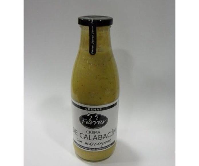 Cremas de verduras y caldos: Productos de Frutas Pablos