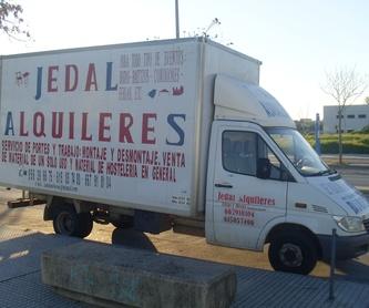 VASO LABRADO AZUL: Catálogo de Jedal Alquileres