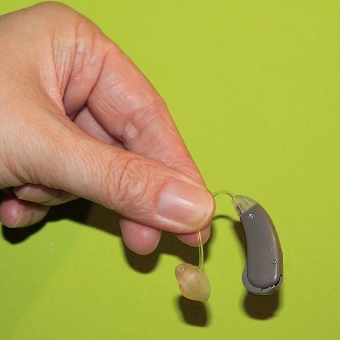Mantenimiento de tu audífono