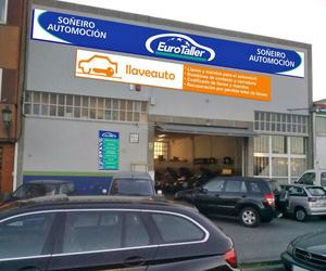 Taller de automóviles en A Coruña