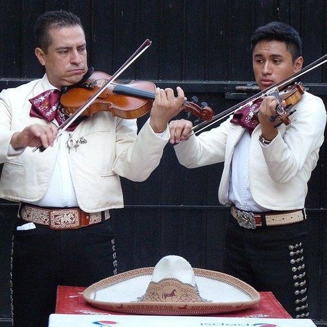 Cuándo se toca la música mariachi en México