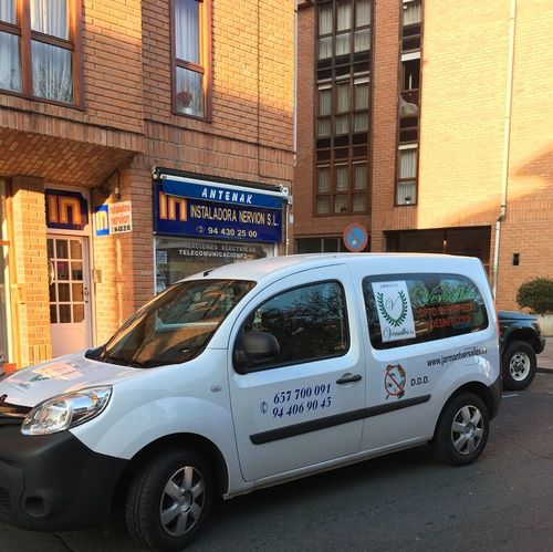 Empresa de control de plagas en Getxo