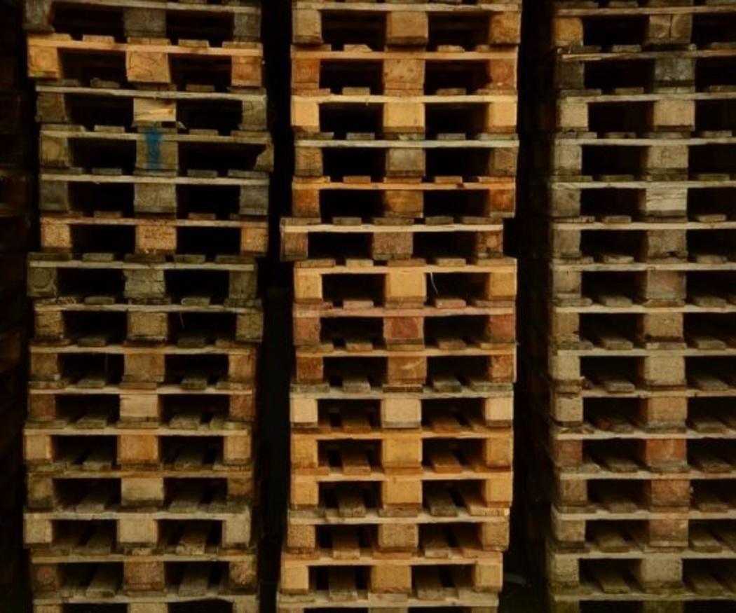 Ventajas de los palets de madera