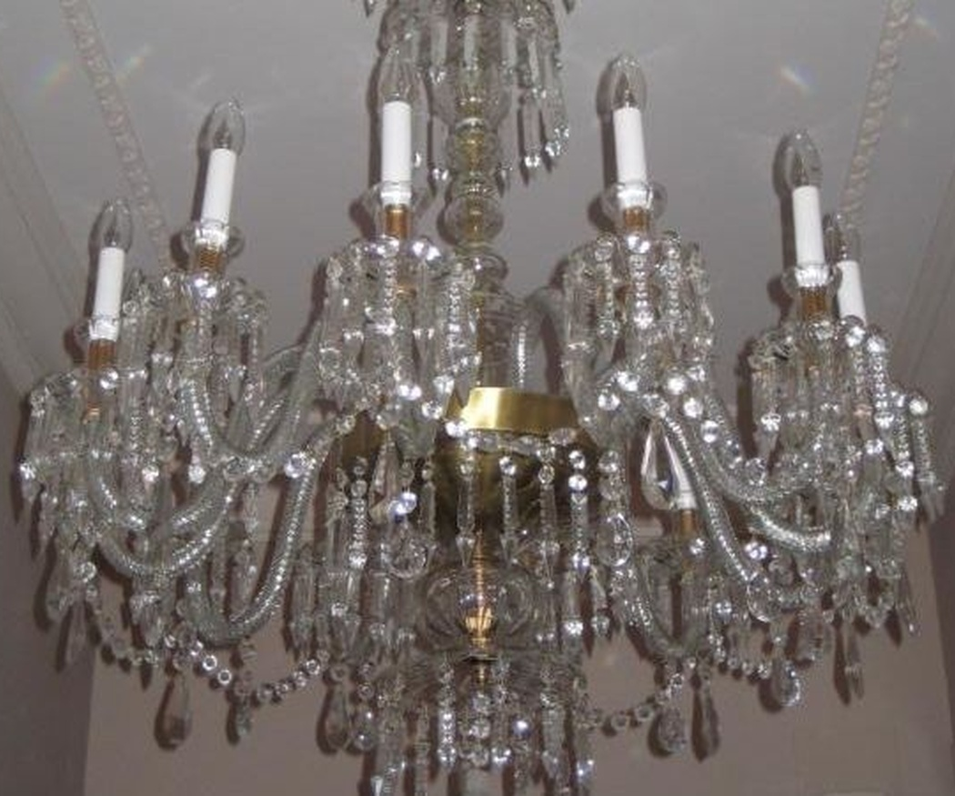 Consejos para limpiar lámparas de cristal