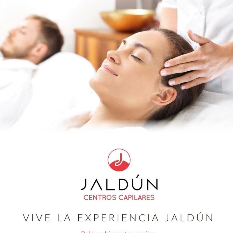 Tratamiento capilar Jaldún
