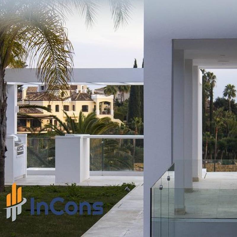 Instalación de pladur: Servicios de InCons Constructora