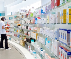 Farmacia y parafarmacia a su disposición en Madrid.